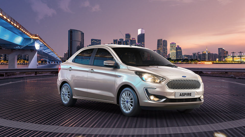 Ford Aspire Facelift: Trims Explained