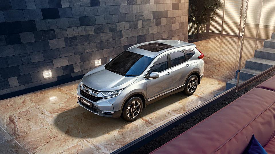 New Honda CR-V Launched At Rs 28.15 Lakh