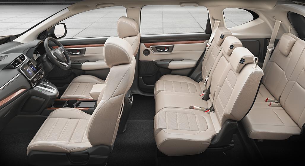 New Honda CR-V Launched At Rs 28 15 Lakh   CarSaar