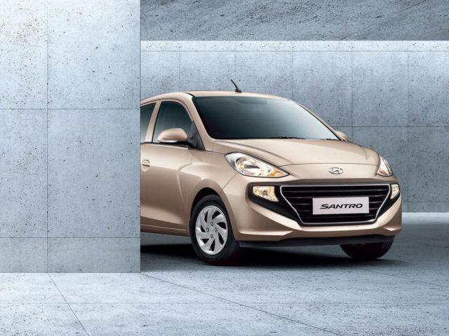 All-New Hyundai Santro Unveiled