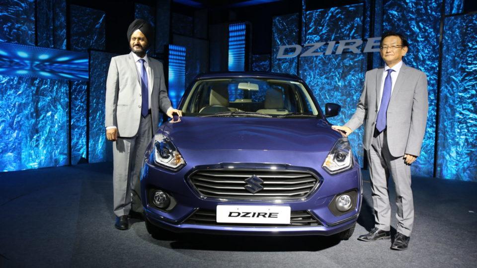 Maruti Suzuki Dzire Clocks 3 Lakh Sales In 17 Months
