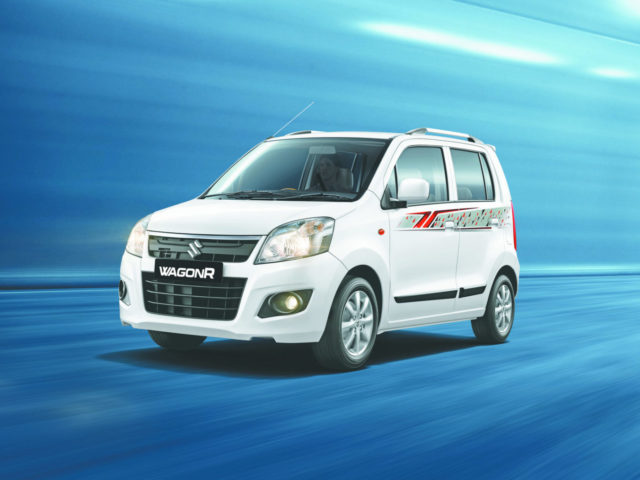 Maruti Suzuki WagonR Limited Edition Launched