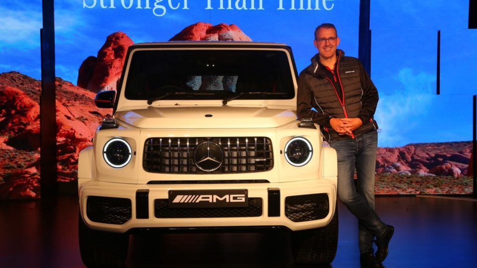 Mercedes-AMG G 63 Launched At Rs 2.19 Crore