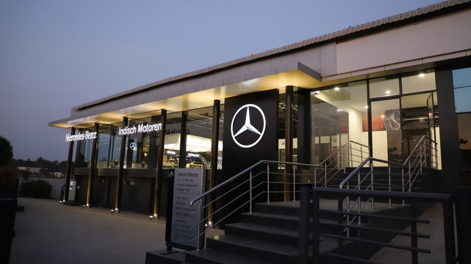 Aurangabad Gets Its Own Mercedes-Benz Dealership