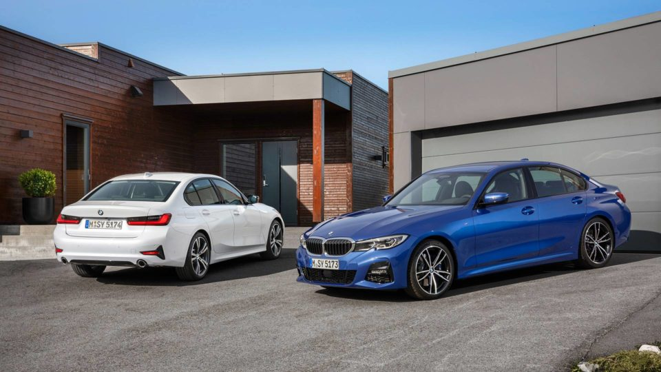 New BMW 3 Series Unveiled