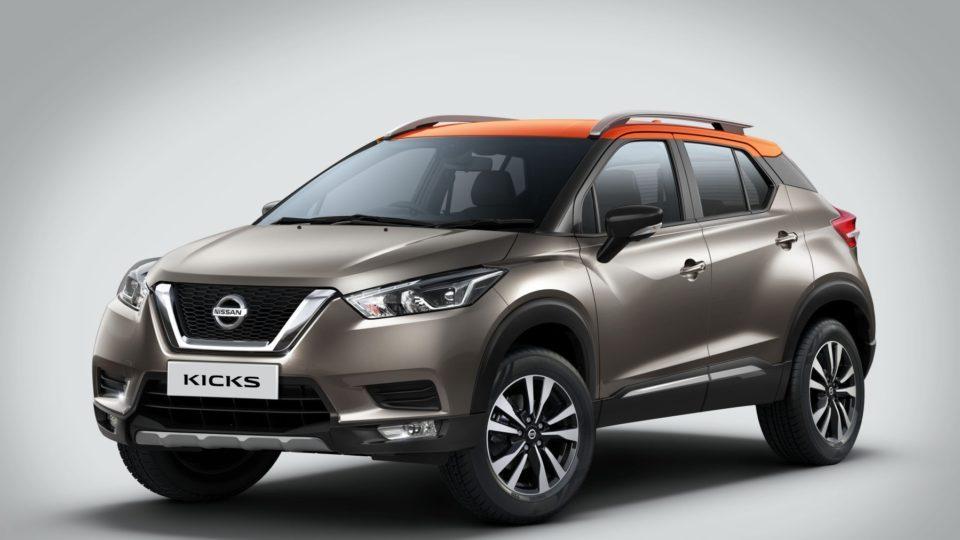 India-Spec Nissan Kicks Breaks Cover