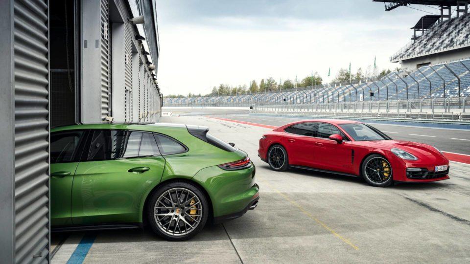 Porsche Panamera GTS Siblings Revealed