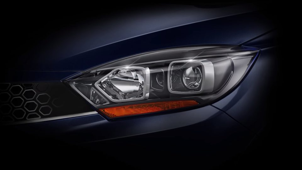 Refreshed Tata Tigor Teased; Launching On October 10