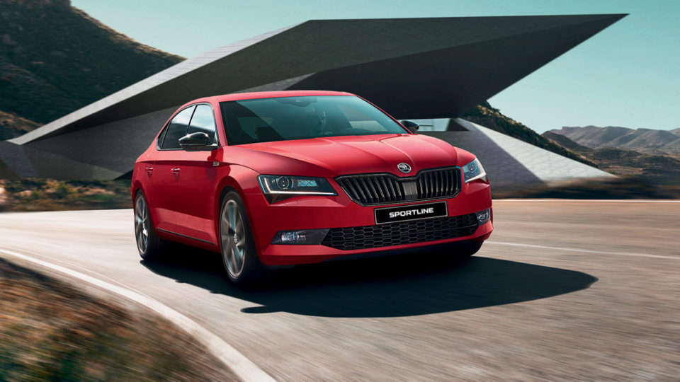 Skoda Superb Sportline Has Arrived; Starts At Rs 28.99 Lakh