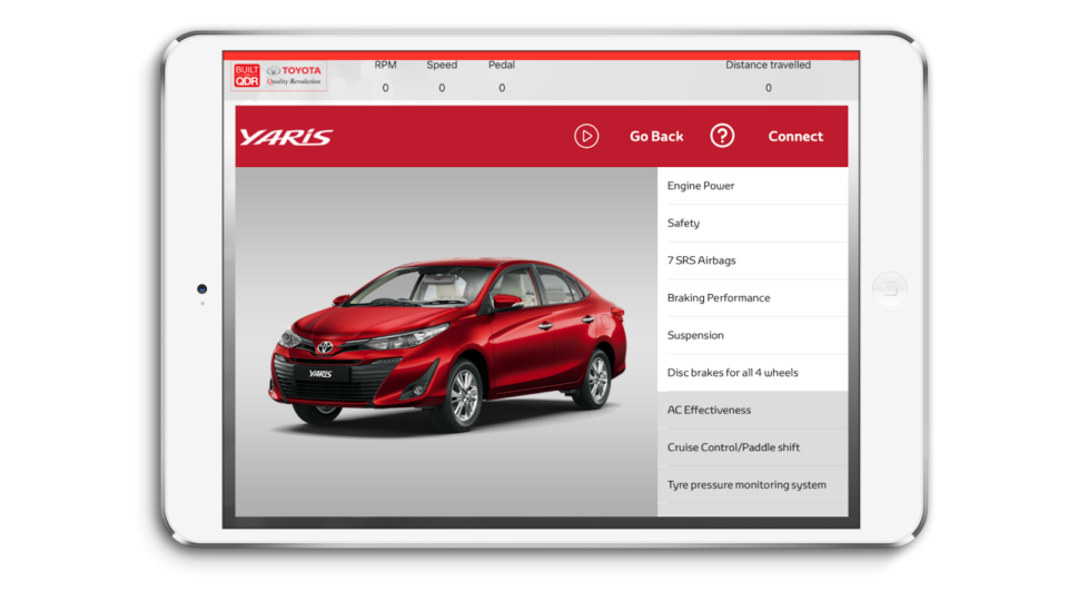 Toyota's Test Drive App Set To Enhance Buying Experience