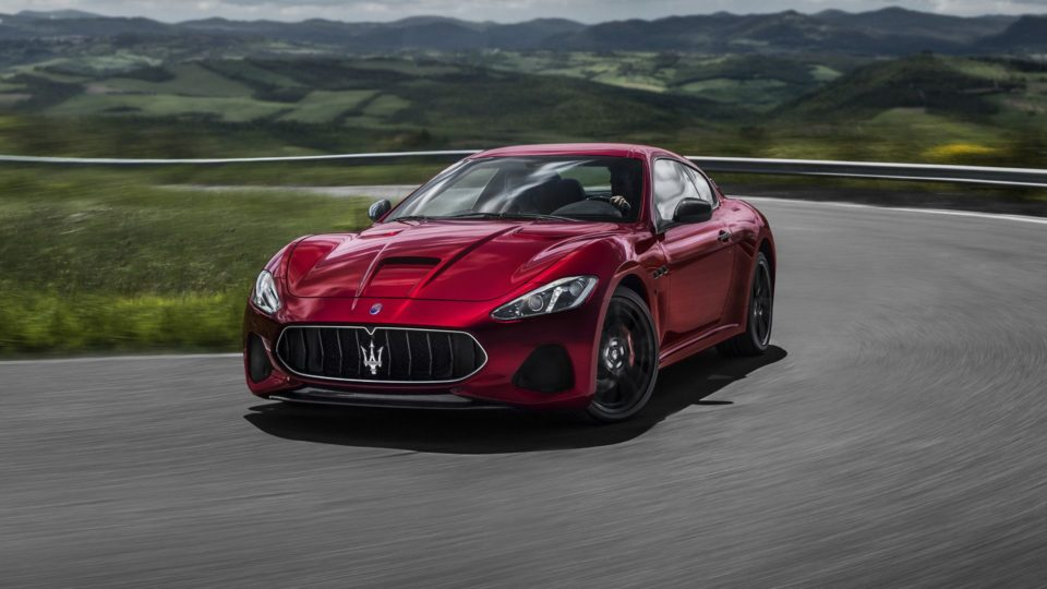 Updated Maserati GranTurismo Launched At Rs 2.25 Crore