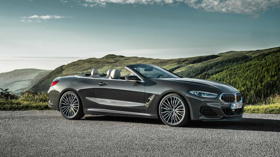 Reincarnated BMW 8 Series Goes Soft In The Top