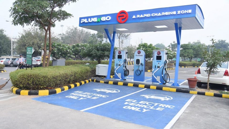 EV Motors To Install 6,500 Charging Stations In Five Years