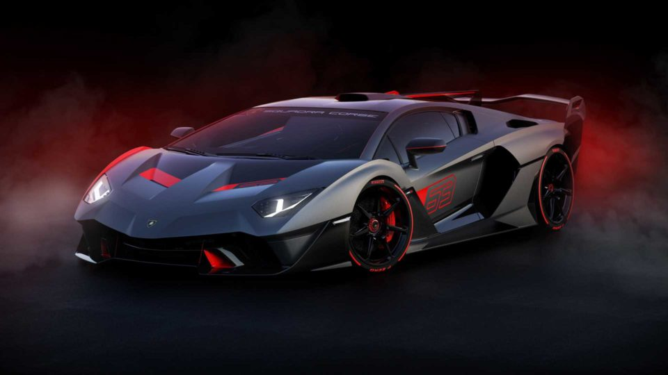 Lamborghini Redefines Madness With One-Off SC18