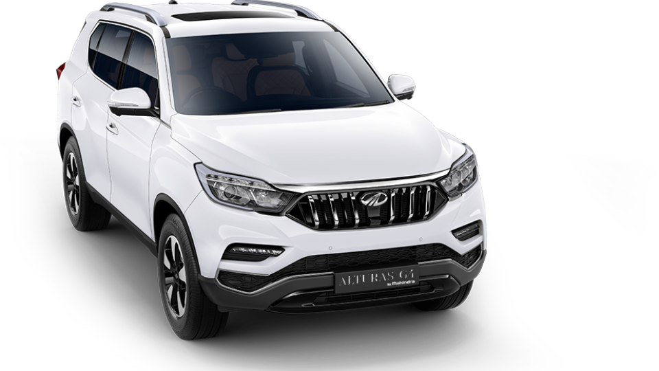 Mahindra Reveals More About Alturas G4