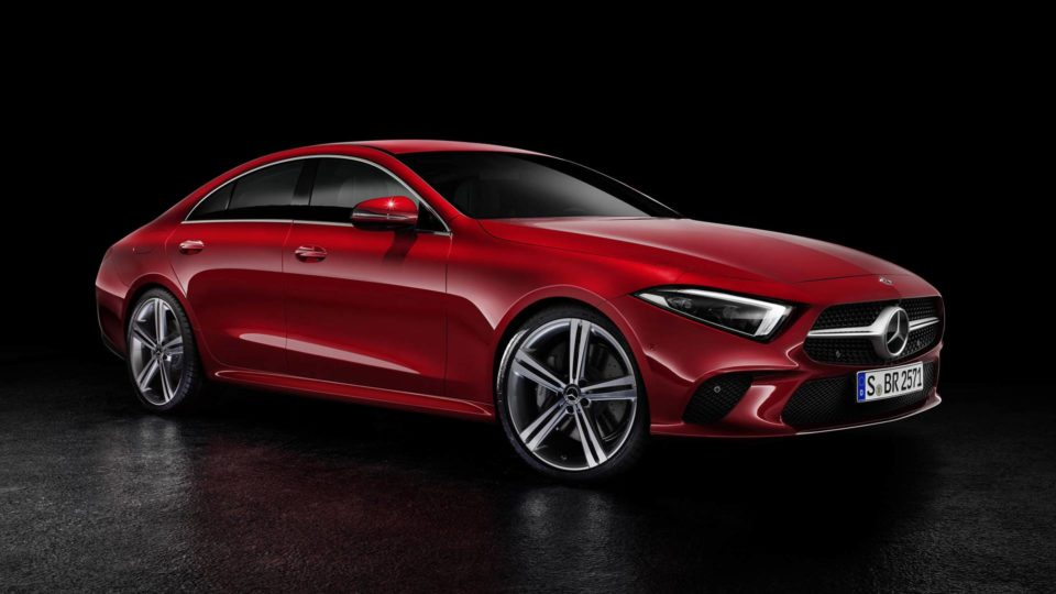 Third-Gen Mercedes-Benz CLS India Launch On November 16