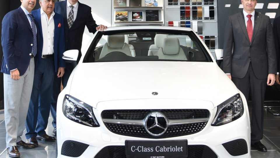 Mercedes-Benz Opens Outlets In Jodhpur And Hubli