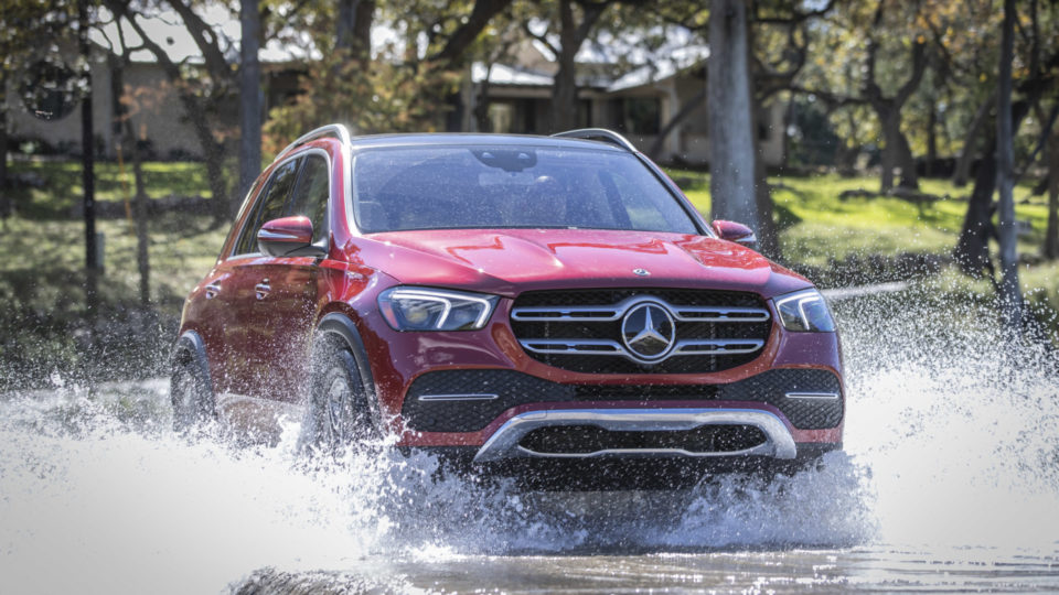 Mercedes-Benz Unveils Three More Powertrain Options For GLE