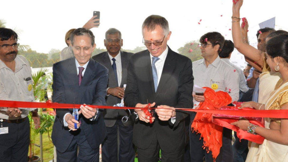 Groupe PSA And CK Birla Group Inaugurate Powertrain Plant In India