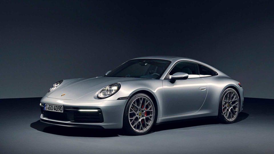 Eighth-Gen Porsche 911 Unveiled In Los Angeles