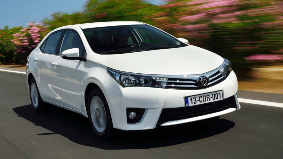Toyota Triggers Voluntary Recall For Corolla Altis