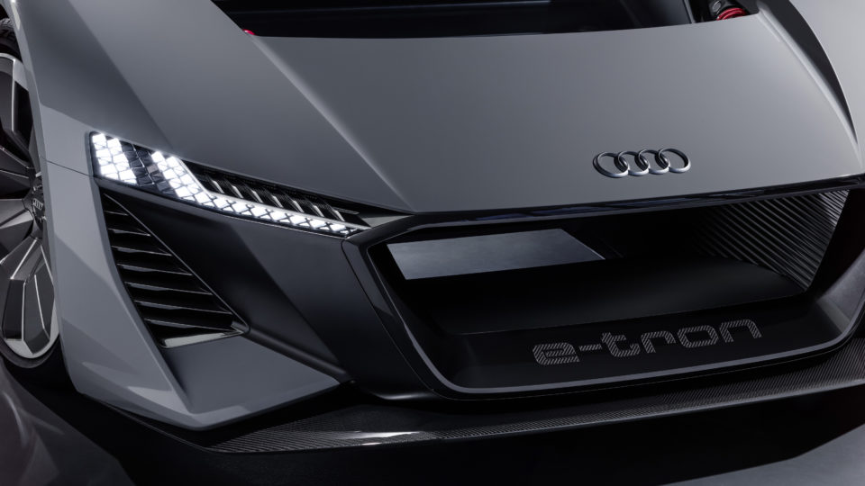 Audi Reveals Five-Year Investment Plan