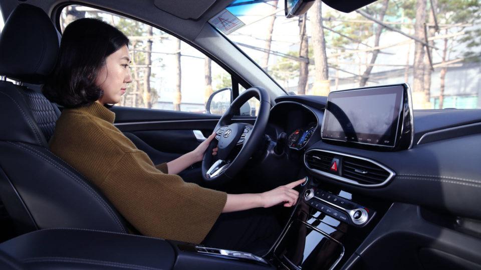 Hyundai Unveils Fingerprint Tech For Future Models