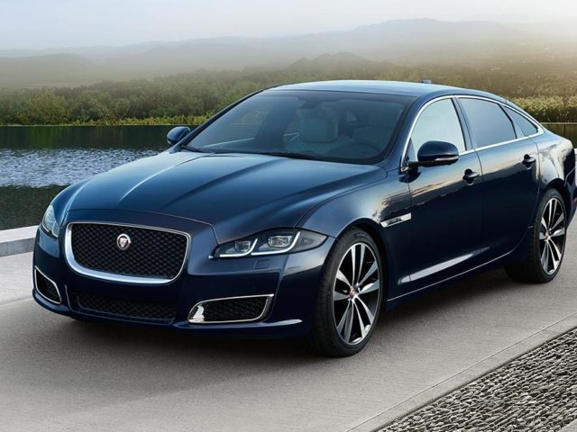 Jaguar XJ50 Launched At Rs 1.11 Crore