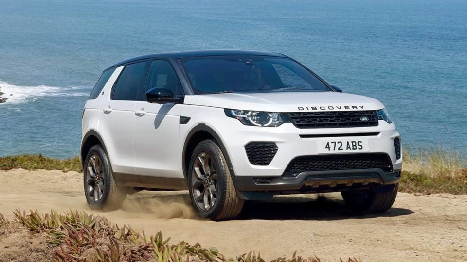2019 Land Rover Discovery Sport Launched At Rs 44.68 Lakh