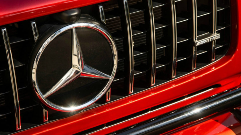 Mercedes-Benz Pips BMW And Audi In Latest J. D. Power Study