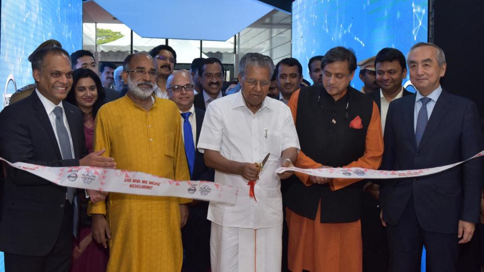Nissan Inaugurates Global Digital Hub In India