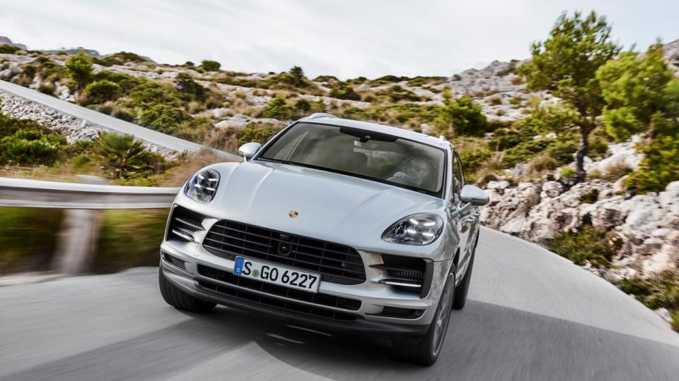 Porsche Introduces Refreshed Macan S