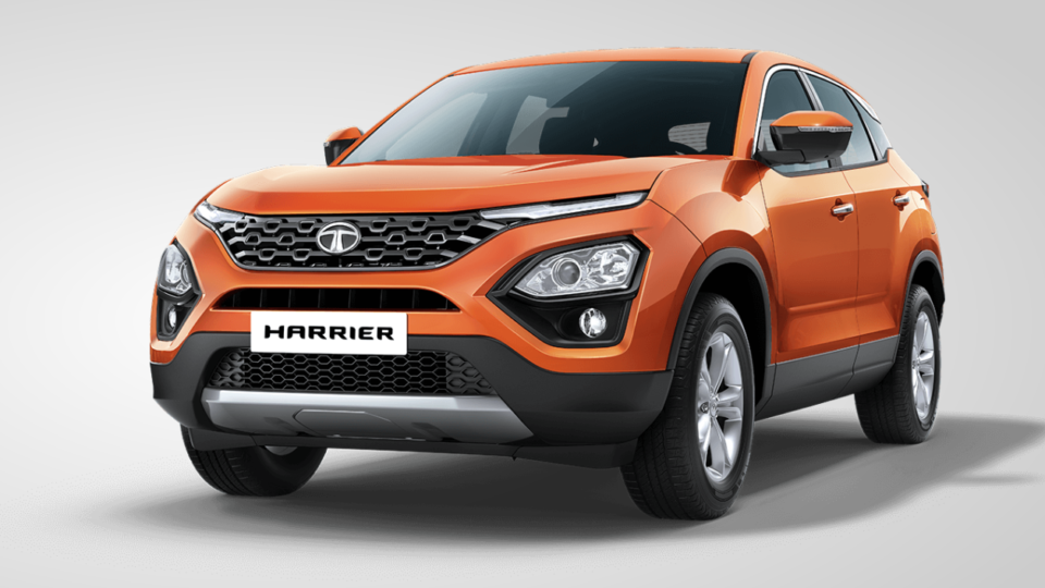 Tata Harrier: All But The Price Revealed