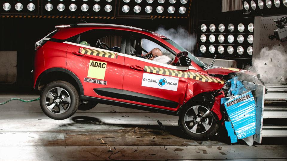 Global NCAP Upgrades Tata Nexon's Safety Rating