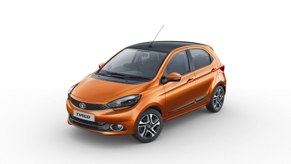 Tata Tiago XZ+ Launched; Priced Up To Rs 6.38 Lakh