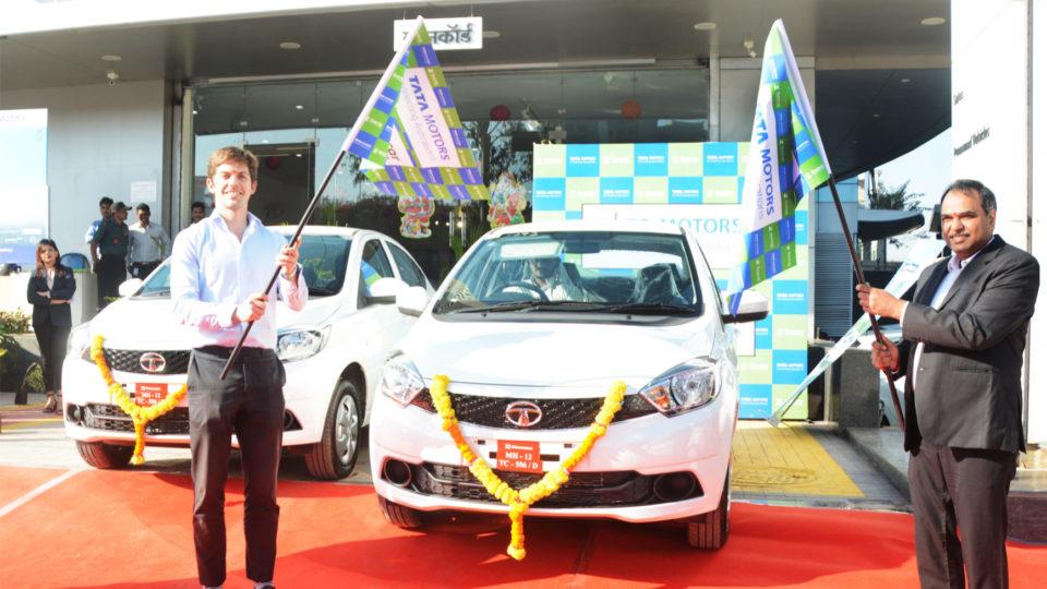 Now Self-Drive Tata Tigor EV In Pune With Zoomcar