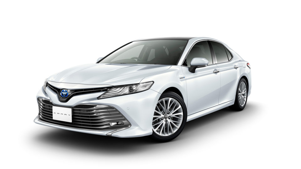 All-New Toyota Camry Launched At Rs 36.95 Lakh