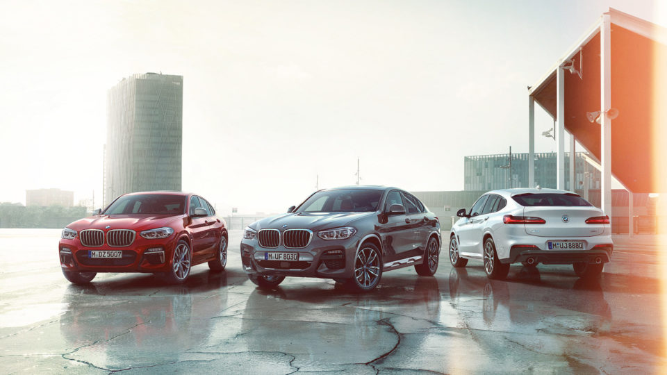 BMW X4 Arrives In India At Rs 60.6 Lakh