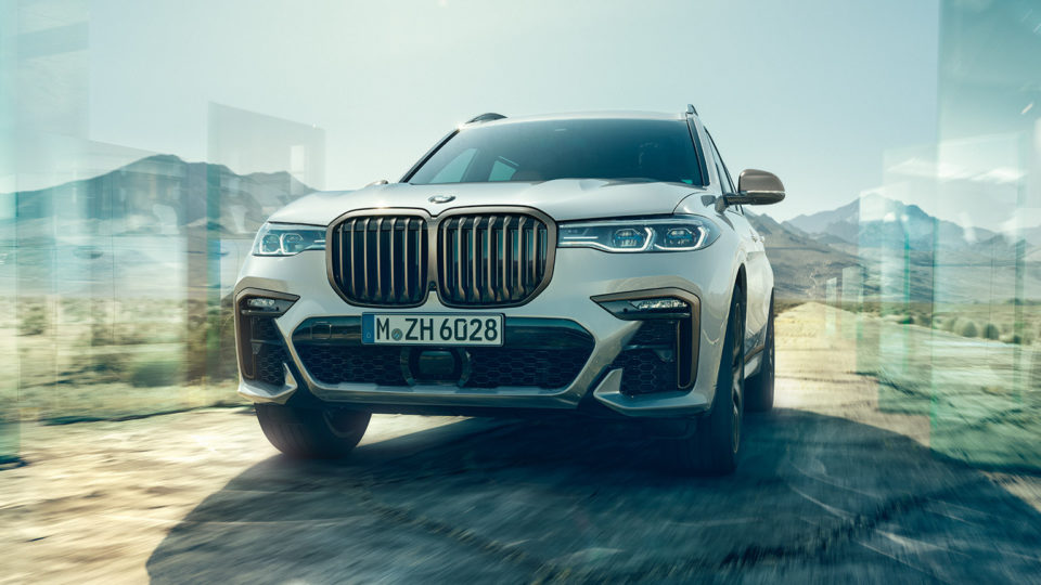 BMW India Makes Space For X7 On Website