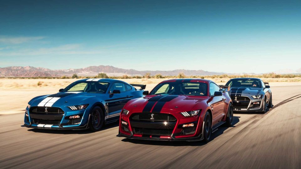 Behold! The Most Powerful Ford Mustang Ever