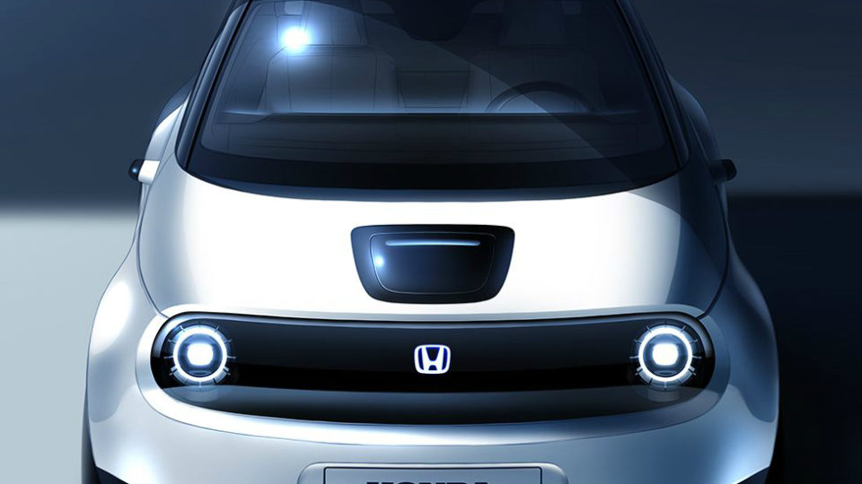 New Honda EV Prototype Heading To Geneva