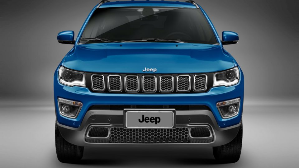 Jeep Compass Longitude (O) Petrol AT Quietly Launched