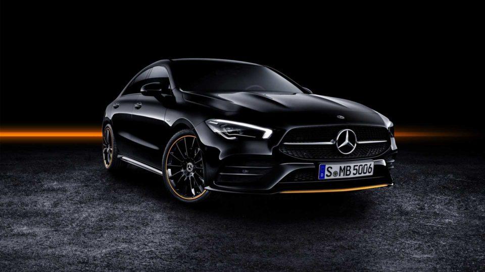 Second-Gen Mercedes-Benz CLA Premieres At CES 2019