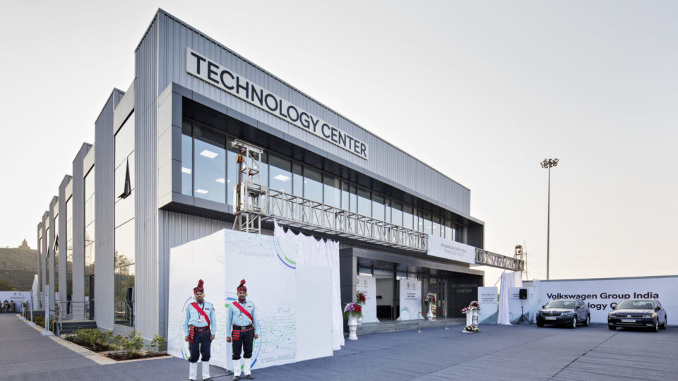 Volkswagen Group India Inaugurates New Tech Centre