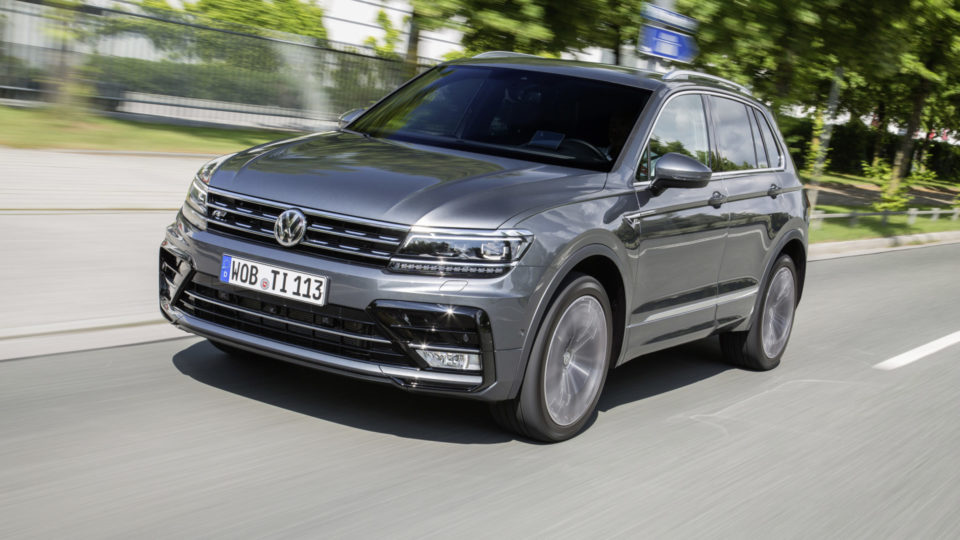Volkswagen Tiguan Breaches 5 Million Production Mark