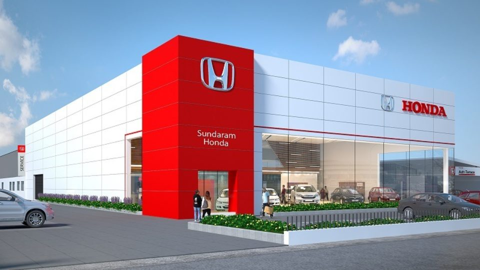 Honda Commences Modernising Dealerships Across India