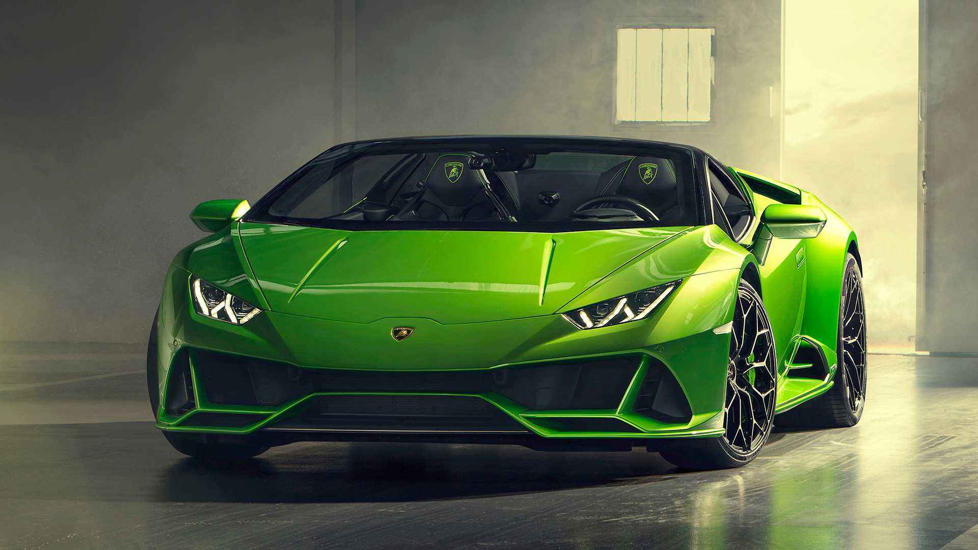 The Lamborghini Huracan Evo Spyder Is Pure Filth Carsaar