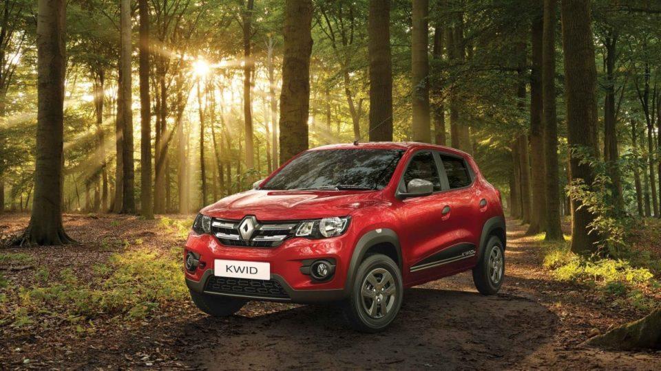 Renault Kwid's Feature List Updated