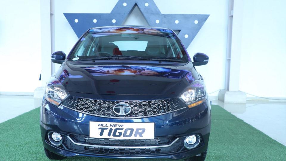 Tata Adds ABS To Tigor's Standard Kit