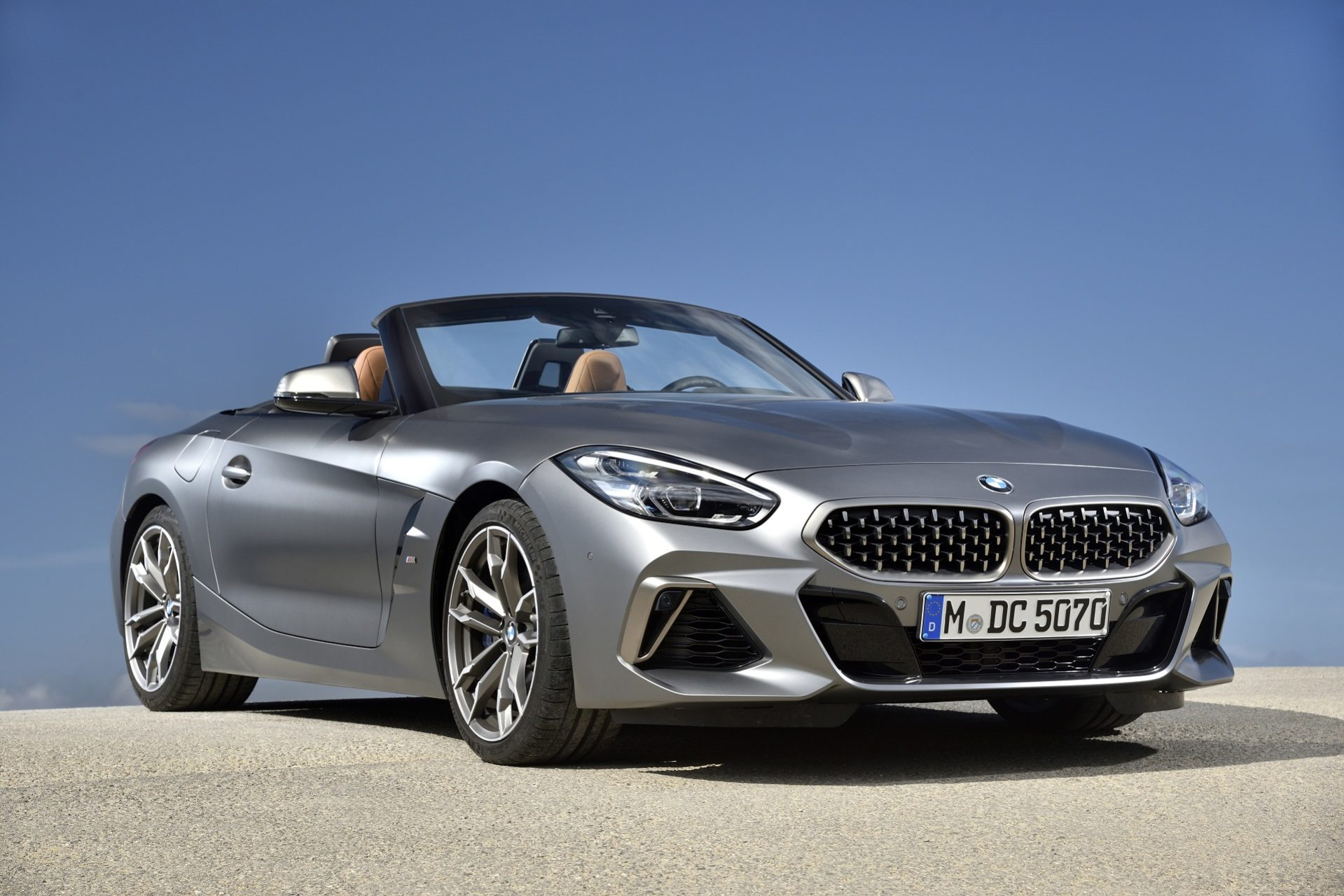 BMW Z4 Arrives In India With Prices Starting At Rs 64.9 ...